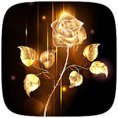 Gold Rose Theme