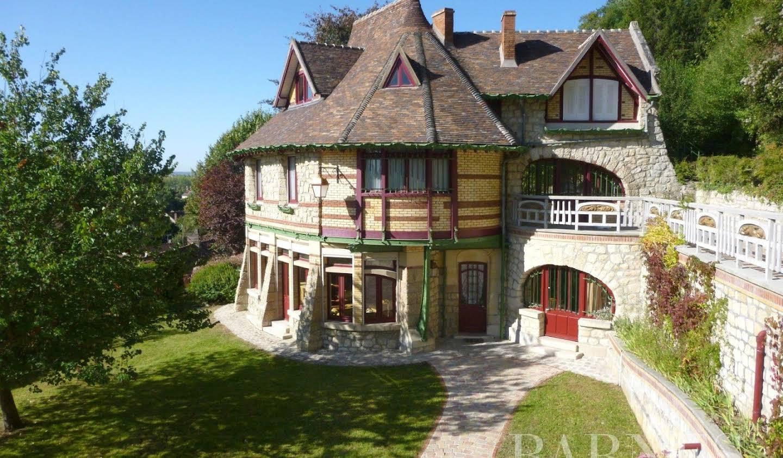 Maison avec jardin Auvers-sur-Oise
