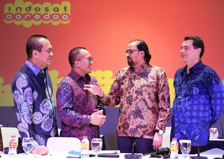 RUPST 2017 Indosat Ooredoo
