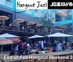 Quarts Friday at Hangout Weekend : Joziburg Lane