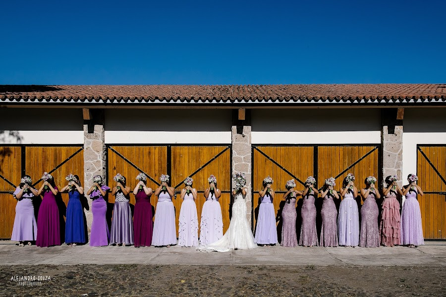 Wedding photographer Alejandro Souza (alejandrosouza). Photo of 17.04.2018