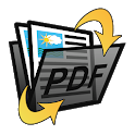 RTF File to PDF icon