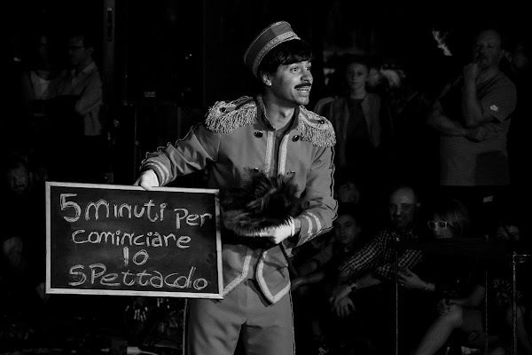 One man show di LucaMonego