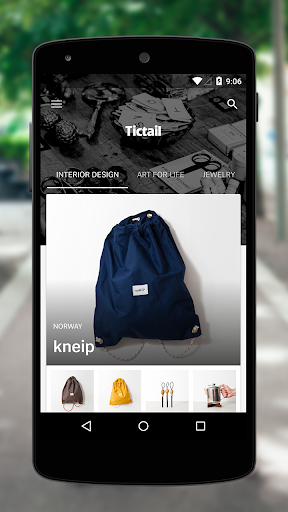Tictail - Shopping