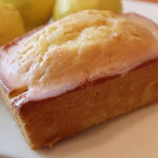 Scandinavian Cardamom Tea Loaf.