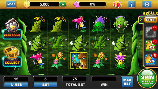 Big Win Slots - Forest Fortune