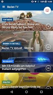 Baden TV - náhled