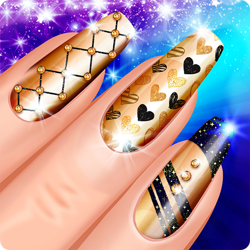 Magic Nail Spa Salon:Manicure Game (game)