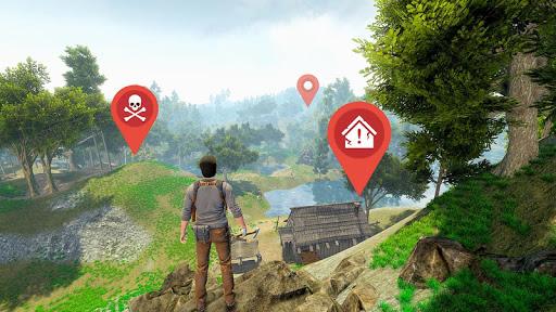 Woodcraft - Survival Island apkpoly screenshots 7