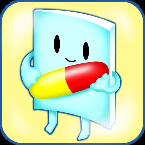 医疗のお薬情報玉手箱 LOGO-記事Game
