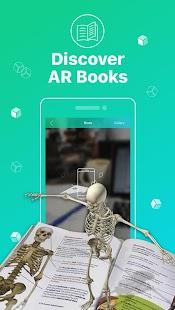 SnapLearn-AR Books & VR Worlds - náhled