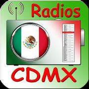 Radios Ciudad de México