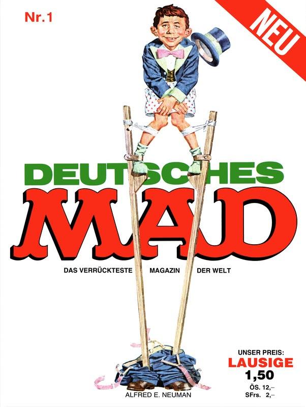 MAD (1967) - komplett