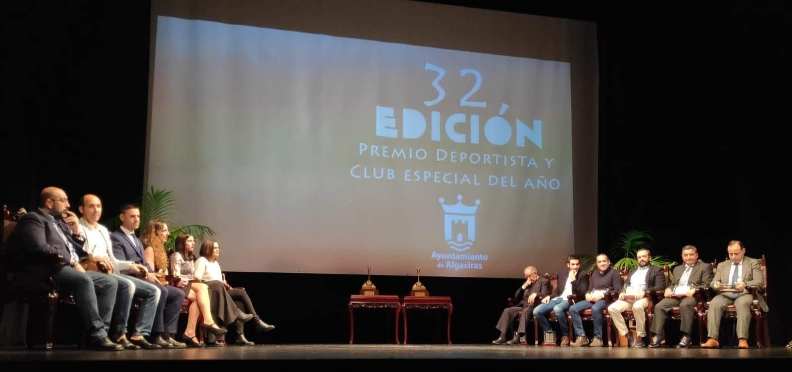 El PSOE felicita a los deportistas y clubes reconocidos en la gala del Deporte algecireño