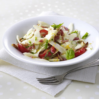 Asparagus, Bacon and Pinenut Salad