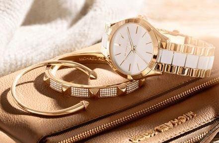 Phân biệt đồng hồ Michael Kors chính hãng chất lượng cao