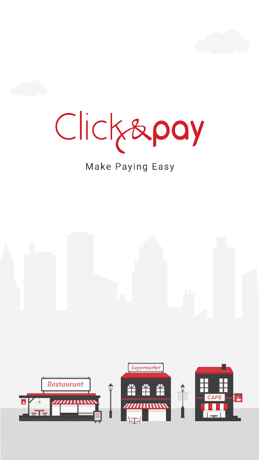 Click&pay: Wallet.Offers.Deals- screenshot