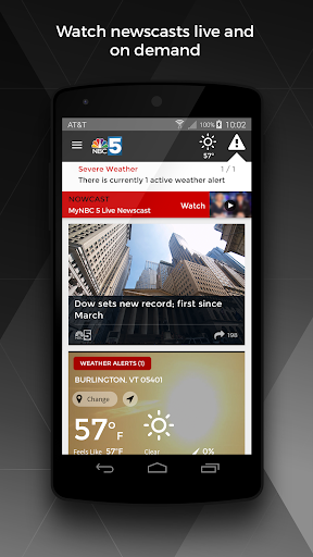 MyNBC5 News & Weather screenshot 1