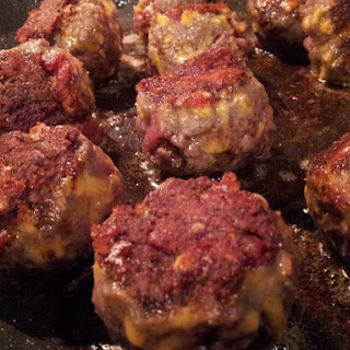 Bacon Cheddar Meatballs Recipes