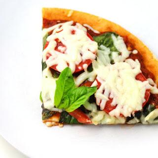 Easy Margherita Pizza (Gluten Free) Recipe