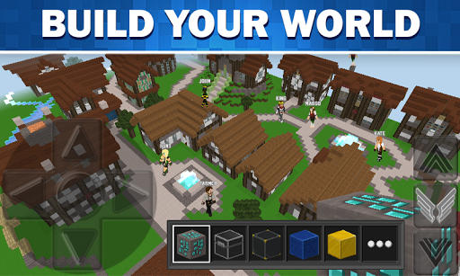 WorldCraft: 3D Build & Craft 3.5.7 screenshots 1