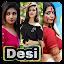 Cute Desi Indian Girls HD Wallpaper ✔️ Unseen Girl icon