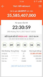 Xo so toan quoc - Vietlott Mega 645 - náhled