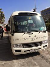 Photo: Bus zum Burjaman