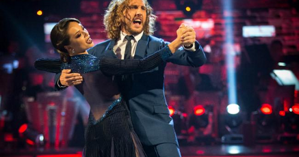 Seann Walsh and Katya Jones' routine set to be 'less sexy'?