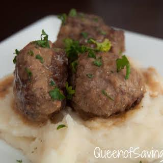 Swedish Meatball Appetizer Recipes.