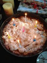 Photo: Calle hat so lecker Kuchen gebacken <3