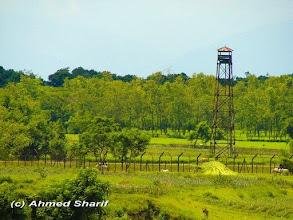 Photo: Indian border