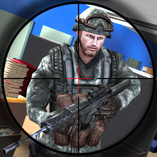 Toy Soldier Sniper Shooter 動作 App LOGO-APP開箱王