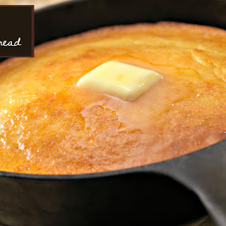 Simple Cornbread Without Baking Powder Recipes.