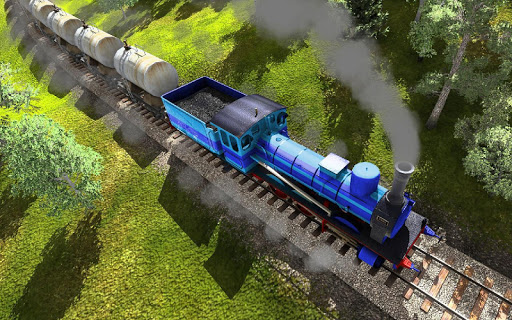 Oil Train Simulator 2019 2.6 screenshots 22