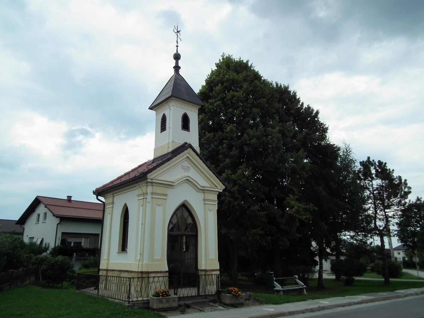 kapelica (Kapelska cesta 34.) (kiskápolna)