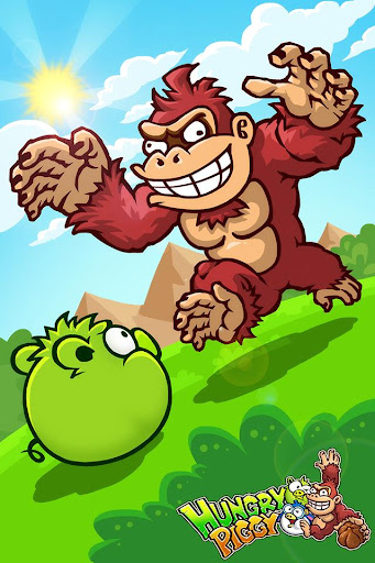 Hungry Piggy Vs. Kong