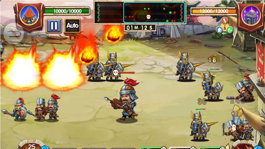 تحميل لعبة clan war مهكرة آخر إصدار 1