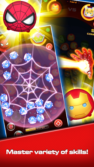 MARVEL Tsum Tsum- screenshot thumbnail