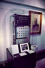 Photo: The original Harmonic Tone Generator at the Sousa Archives - University of Illinois at Urbana Champaign.