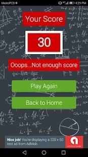 Kids Math Test - náhled