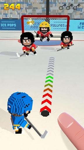 Blocky Hockey  screenshots 2