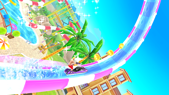 Uphill Rush Water Park Racing MOD Apk (Free Shopping) 10