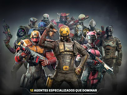 Modern Combat Versus: New Online Multiplayer FPS 8