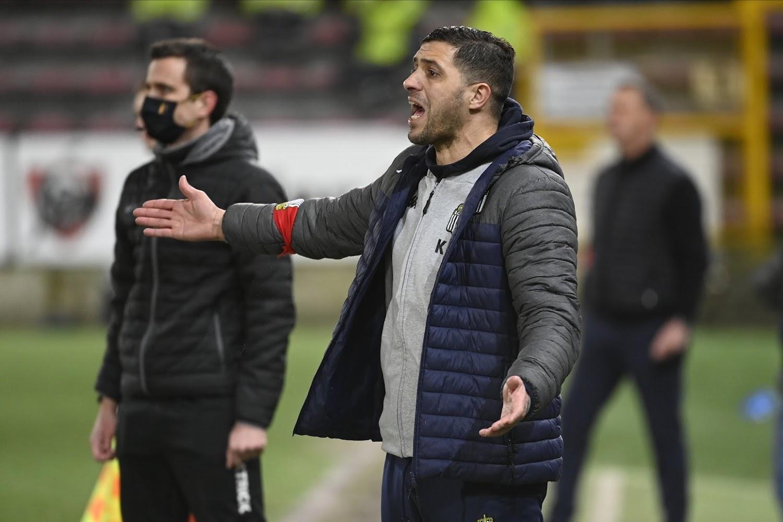 Une prestation insuffisante offensivement pour le Sporting de Charleroi - Walfoot.be