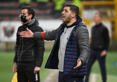 Une prestation insuffisante offensivement pour le Sporting de Charleroi