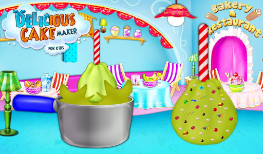 Delicious Cake Maker For Kids v1.0.1