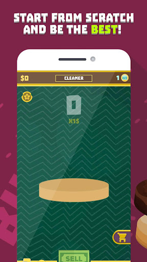 BURGER inc. The Most Delicious Idle Tap Game - screenshot