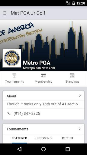 Met PGA Junior Golf