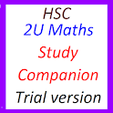 HSC 2U Maths Study CompanionTV